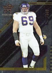 Brock Lesnar's 2004 Minnesota Vikings Rookie Cards Among ...