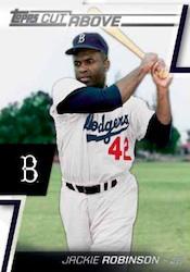 2012 Topps Series 2 Baseball A Cut Above Insert Card