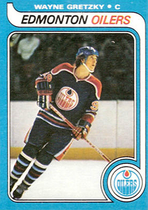 1979-80 Topps Hockey Wayne Gretzky