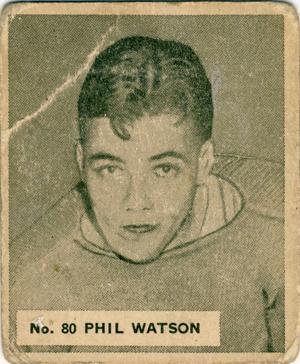 1937 V356 World Wide Gum Hockey