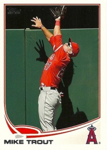2013-Topps-Series-1-Baseball-Variation-Short-Prints-27-Mike-Trout2