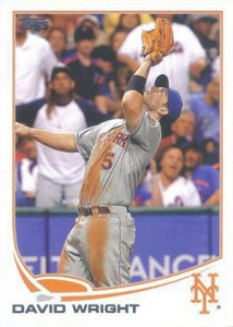 2013-Topps-Series-1-Baseball-Variation-Short-Prints-400-David-Wright1