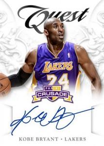 2012-13 Panini Crusade Basketball Checklist, Set Info, Boxes, More