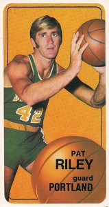 Image result for pat riley card