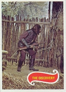 Topps Planet of The Apes Card 1974 No 32