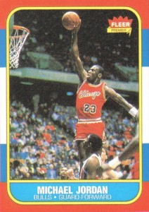 How to Spot a Counterfeit 1986-87 Fleer Michael Jordan Rookie Card