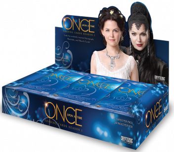 2014 cryptozoic once upon a time season 1 checklist set info boxes