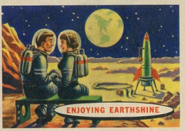 1957 Topps Space Cards Checklist Set Info Shopping Guide