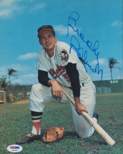 Brooks Robinson Signed Photo 240x300 Image