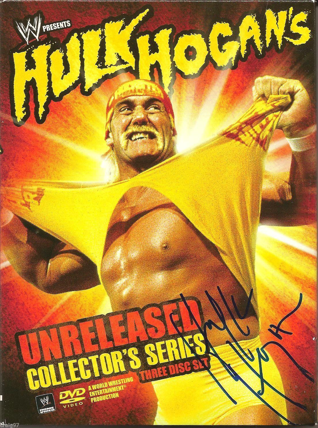 Hulk Hogan Cards And Memorabilia Buying Guide