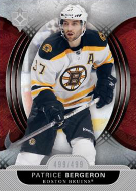 2013 14 Upper Deck Ultimate Collection Hockey Checklist