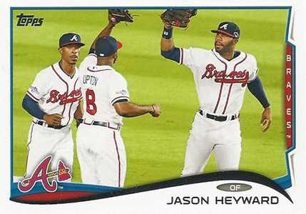 2014 Topps Baseball Card Variations