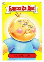 Garbage Pail Kids Chrome Series 1 Refractor Base Card 35b ROCKIN/' ROBERT