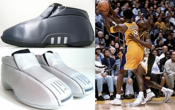 Adidas Kobe 2 History