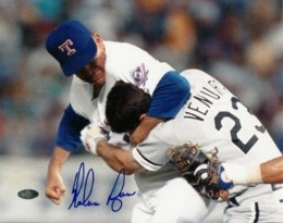 Nolan Ryan Signed Photo 260x205 Image