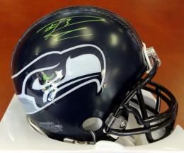 Russell Wilson Signed Helmet 260x216 Image