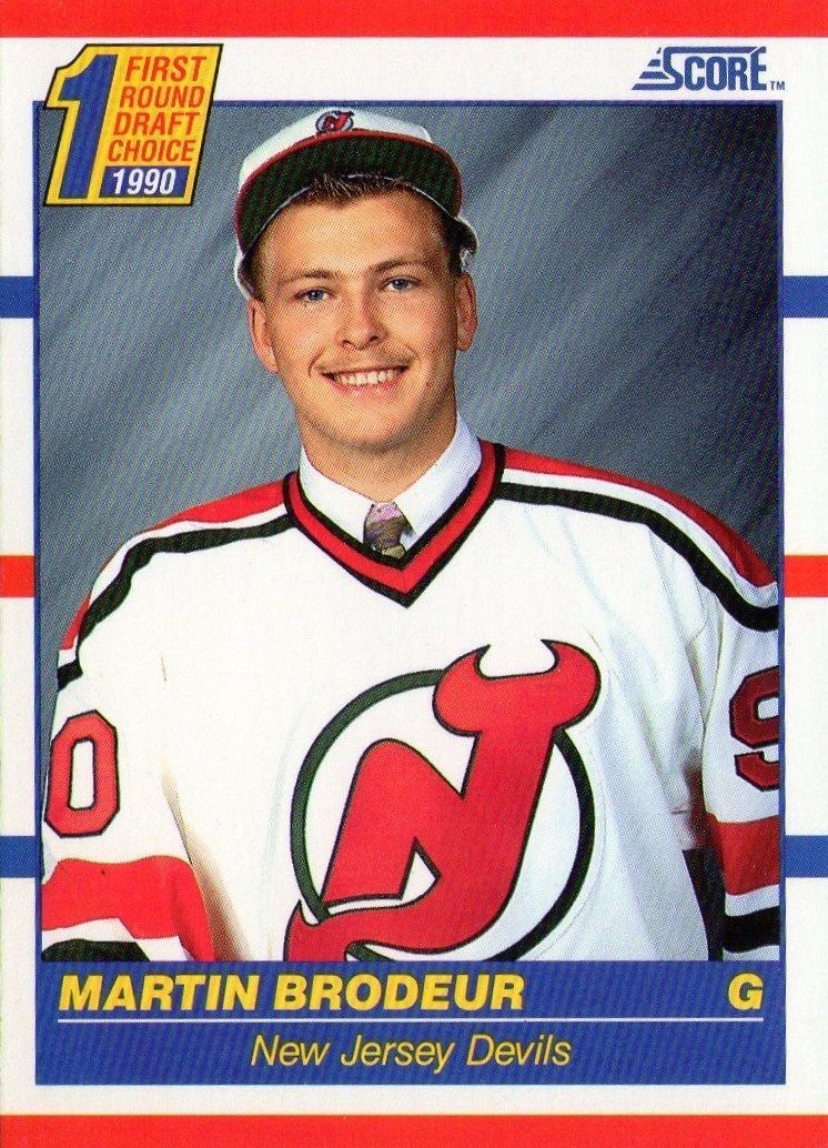 Martin Brodeur Cards Rookie Cards And Autographed Memorabilia Guide