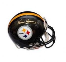 Franco Harris Signed Helmet 260x244 Image