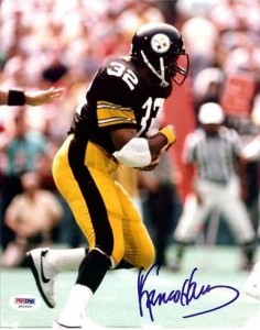 Franco Harris Signed photo 236x300 Image