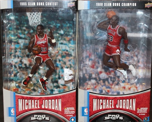 Michael Jordan Figure Guide