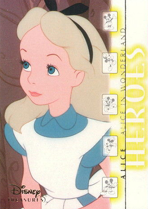 2003 Upper Deck Disney Treasures Series 1 Checklist Info
