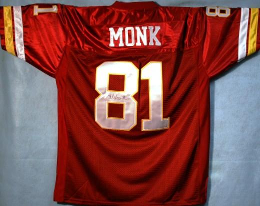 art monk jersey