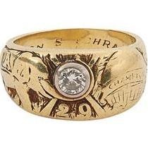 1929 Philadelphia Athletics World Series Ring