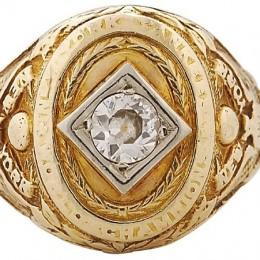 1932 New York Yankees World Series Ring
