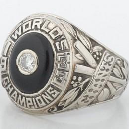 1933 New York Giants World Series Ring 2