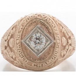 1939 New York Yankees World Series Ring