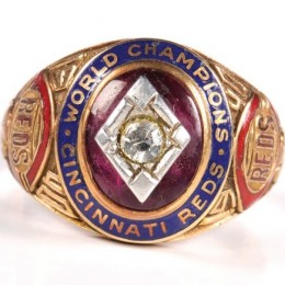 1940 Cincinnati Reds World Series Ring