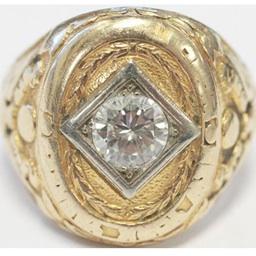 1943 New York Yankees World Series Ring