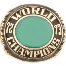 1973 Oakland Athletics World Series Ring