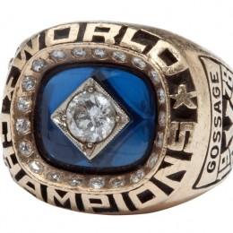 1978 New York Yankees World Series Ring