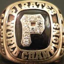 1979 Pittsburgh Pirates World Series Ring