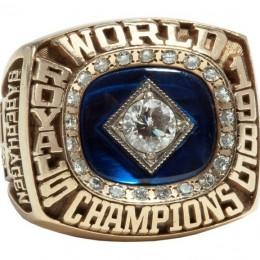 1985 Kansas City Royals World Series Ring