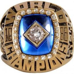 1986 New York Mets World Series Ring