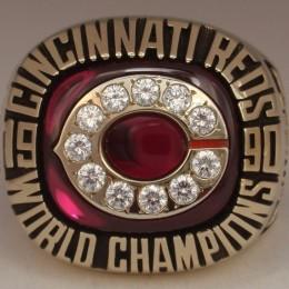 1990 Cincinnati Reds World Series Ring
