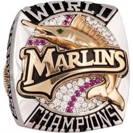 2003 Florida Marlins World Series Ring