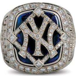 2009 New York Yankees World Series Ring