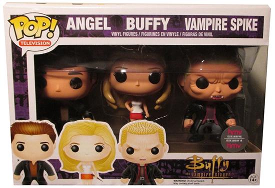 2014 Funko Pop Buffy The Vampire Slayer Vinyl Figures Info