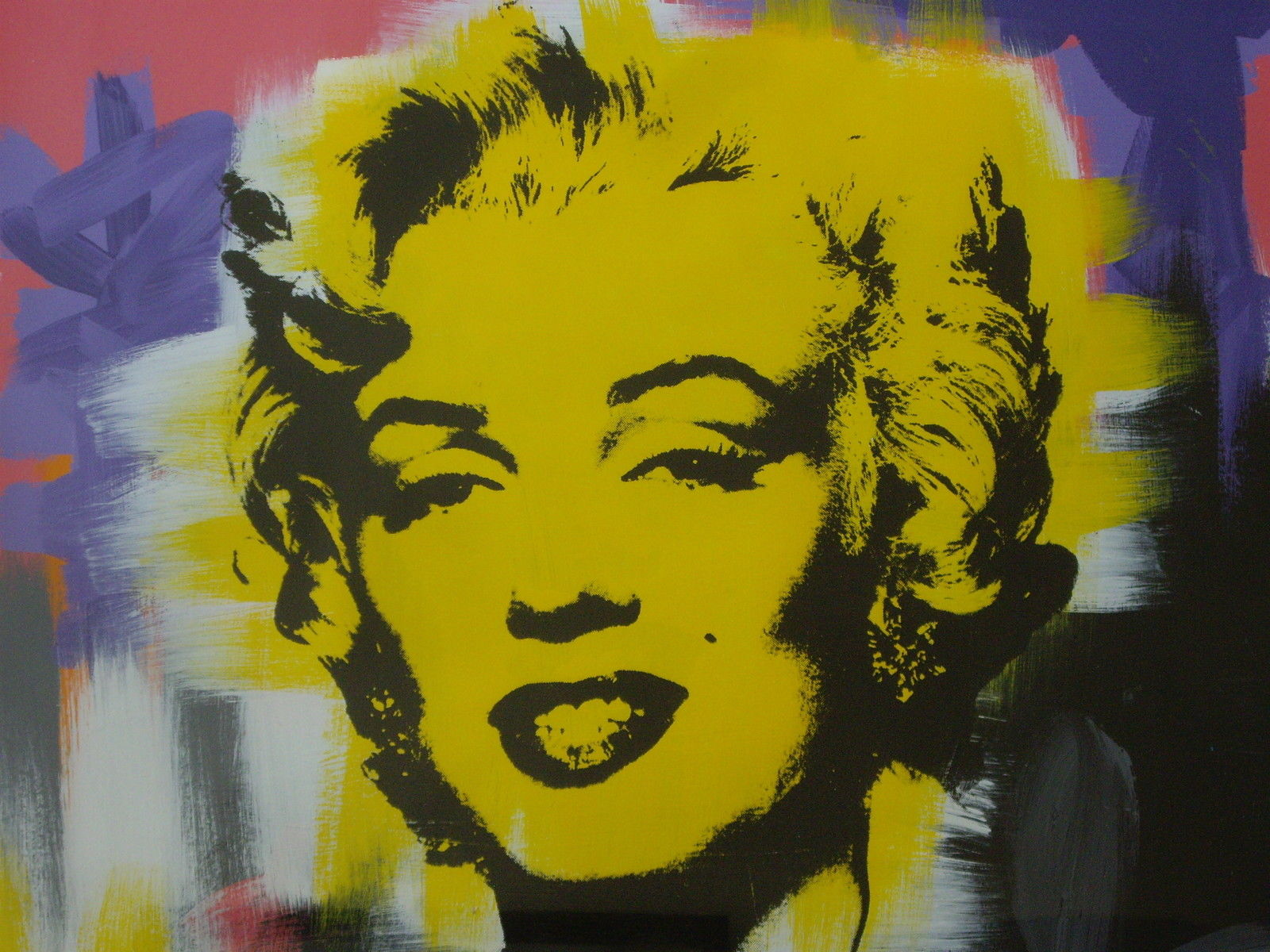 andy warhol marilyn monroe essay Free essay: the sixties were a time of social and political change in america, and the art world was not left untouched early in the decade a new movement.