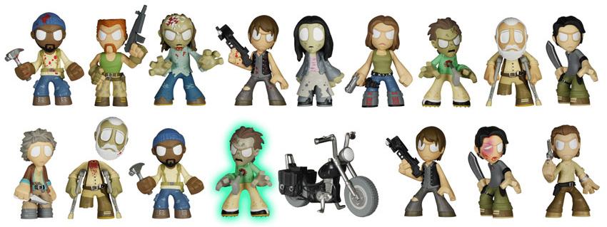 Funko Mystery Minis Walking Dead Series 3 MAGGIE Figure