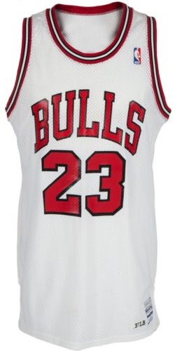 Top Michael Jordan Collectible Sales of 2014-15
