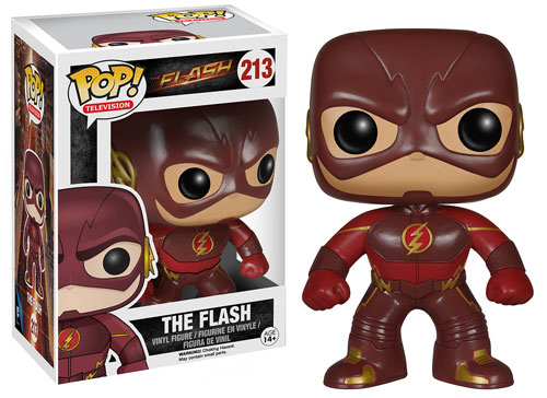 Funko Pop Flash TV Checklist, Exclusives List, Variant ...