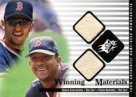 Top pedro martinez baseball cards rookies autographs - Pedro martinez garcia ...