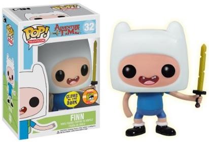 Funko Pop Adventure Time Vinyl Figures Guide List