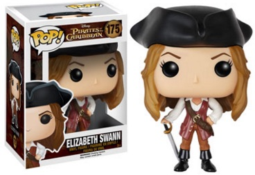 Funko Pop Pirates Of The Caribbean Checklist Exclusives
