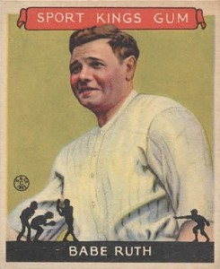 Top 10 Babe Ruth Cards of All-Time, Ranked List, Guide, Best Guide