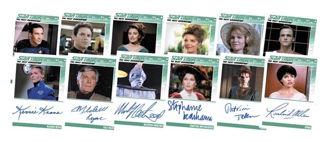Star Trek TNG Portfolio Prints Series 2 Comic Book Chase Card CBK2.16